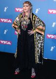 Madonna Photo - (FILE) Madonna Says She Has Coronavirus COVID-19 Antibodies MANHATTAN NEW YORK CITY NEW YORK USA - AUGUST 20 Singer Madonna wearing a Temperley London Kimono poses backstage during the 2018 MTV Video Music Awards held at the Radio City Music Hall on August 20 2018 in Manhattan New York City New York United States (Photo by Xavier CollinImage Press Agency)
