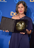 Amy Schatz Photo - LOS ANGELES CALIFORNIA USA - JANUARY 25 Amy Schatz poses in the press room at the 72nd Annual Directors Guild Of America Awards held at The Ritz-Carlton Hotel at LA Live on January 25 2020 in Los Angeles California United States (Photo by Image Press Agency)