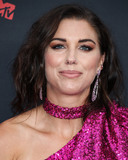 Alex Morgan Photo - NEWARK NEW JERSEY USA - AUGUST 26 Alex Morgan arrives at the 2019 MTV Video Music Awards held at the Prudential Center on August 26 2019 in Newark New Jersey United States (Photo by Xavier CollinImage Press Agency)