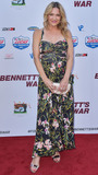 Victoria Pratt Photo - BURBANK LOS ANGELES CALIFORNIA USA - AUGUST 13 Actress Victoria Pratt arrives at the Los Angeles Premiere Of Forrest Films Bennetts War held at the Steven J Ross Theater at Warner Bros Studios on August 13 2019 in Burbank Los Angeles California United States (Photo by Image Press Agency)