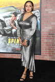 Ayana Brown Photo - WESTWOOD LOS ANGELES CALIFORNIA USA - FEBRUARY 27 Ayana Brown arrives at the Los Angeles Premiere Of Netflixs Spenser Confidential held at the Regency Village Theatre on February 27 2020 in Westwood Los Angeles California United States (Photo by Image Press Agency)