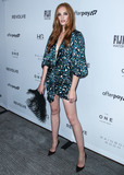 Front Row Photo - (FILE) Victorias Secret Angel Alexina Graham Hospitalized With Coronavirus COVID-19 MANHATTAN NEW YORK CITY NEW YORK USA - SEPTEMBER 05 Model Alexina Graham wearing Alexandre Vauthier arrives at Daily Front Rows 2019 Fashion Media Awards held at The Rainbow Room at the Rockefeller Center on September 5 2019 in Manhattan New York City New York United States (Photo by Xavier CollinImage Press Agency)