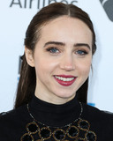 Zoe Kazan Photo - SANTA MONICA LOS ANGELES CA USA - FEBRUARY 23 Actress Zoe Kazan wearing Christian Dior arrives at the 2019 Film Independent Spirit Awards held at the Santa Monica Beach on February 23 2019 in Santa Monica Los Angeles California United States (Photo by Xavier CollinImage Press Agency)