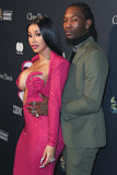 Clive Davis Photo - (FILE) Cardi B Files for Divorce from Offset After 3 Years of Marriage BEVERLY HILLS LOS ANGELES CALIFORNIA USA - JANUARY 25 Rapper Cardi B (Belcalis Marlenis Almanzar) and husbandrapper Offset (Kiari Kendrell Cephus) arrive at The Recording Academy And Clive Davis 2020 Pre-GRAMMY Gala held at The Beverly Hilton Hotel on January 25 2020 in Beverly Hills Los Angeles California United States (Photo by Xavier CollinImage Press Agency)