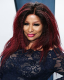 Chaka Khan Photo - BEVERLY HILLS LOS ANGELES CALIFORNIA USA - FEBRUARY 09 Chaka Khan arrives at the 2020 Vanity Fair Oscar Party held at the Wallis Annenberg Center for the Performing Arts on February 9 2020 in Beverly Hills Los Angeles California United States (Photo by Xavier CollinImage Press Agency)