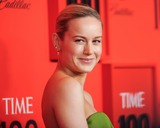 Brie Larson Photo - MANHATTAN NEW YORK CITY NEW YORK USA - APRIL 23 Brie Larson arrives at the 2019 Time 100 Gala held at the Frederick P Rose Hall at Jazz At Lincoln Center on April 23 2019 in Manhattan New York City New York United States (Photo by Image Press Agency)