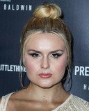 Ashlee Keating Photo - WEST HOLLYWOOD LOS ANGELES CA USA - NOVEMBER 05 Ashlee Keating at the PrettyLittleThing X Hailey Baldwin Launch Event held at Catch LA Restaurant on November 5 2018 in West Hollywood Los Angeles California United States (Photo by Xavier CollinImage Press Agency)