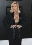 Bebe Rexha Photo - LOS ANGELES CALIFORNIA USA - JANUARY 26 Singer Bebe Rexha wearing a custom Christian Cowan look arrives at the 62nd Annual GRAMMY Awards held at Staples Center on January 26 2020 in Los Angeles California United States (Photo by Xavier CollinImage Press Agency)
