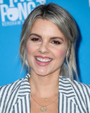 Ali Fedotowski Photo - LOS ANGELES CALIFORNIA USA - AUGUST 08 Television Personality Ali Fedotowsky arrives at Clayton Kershaws 7th Annual Ping Pong 4 Purpose Fundraiser held at Dodger Stadium on August 8 2019 in Los Angeles California United States (Photo by Xavier CollinImage Press Agency)