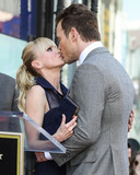 Anna Faris Photo - (FILE) Chris Pratt and Anna Faris Divorce Settlement Details Revealed The details of the divorce settlement between Chris Pratt and Anna Faris are coming to light The two who obtained a private judge to work out the deal reportedly signed off on the deal on Wednesday (November 7 2018) according to TMZ According to the documents they have agreed to live no more than five miles apart for about the next five years This deal was made so that the two parents stay in place until their six-year-old son Jack completes the sixth grade HOLLYWOOD LOS ANGELES CA USA - APRIL 21 Anna Faris (wearing a Vivian Chan skirt and shirt with Giuseppe Zanotti shoes) Jack Pratt and Chris Pratt attend a Ceremony Honoring Chris Pratt With Star On The Hollywood Walk Of Fame on April 21 2017 in Hollywood Los Angeles California United States (Photo by Xavier CollinImage Press Agency)