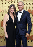 Patrick Fabian Photo - LOS ANGELES CALIFORNIA USA - SEPTEMBER 22 Mandy Fabian and Patrick Fabian arrive at the 71st Annual Primetime Emmy Awards held at Microsoft Theater LA Live on September 22 2019 in Los Angeles California United States (Photo by Xavier CollinImage Press Agency)