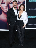ASHLEY GREEN Photo - WESTWOOD LOS ANGELES CALIFORNIA USA - DECEMBER 10 Paul Khoury and Ashley Greene arrive at the Los Angeles Special Screening Of Liongates Bombshell held at the Regency Village Theatre on December 10 2019 in Westwood Los Angeles California United States (Photo by Xavier CollinImage Press Agency)