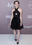 Alexander Wang Photo - BEVERLY HILLS LOS ANGELES CALIFORNIA USA - OCTOBER 11 Actress Joey King wearing an Azzedine Alaa dress Alexander Wang shoes Eshvi earrings rings by Hirotaka EF Collection and Levian and a Kate Spade bag arrives at Varietys Power Of Women Los Angeles 2019 held at The Beverly Wilshire Hotel (A Four Seasons Hotel) on October 11 2019 in Beverly Hills Los Angeles California United States (Photo by Xavier CollinImage Press Agency)