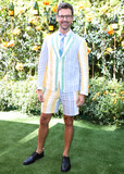 Brad Goreski Photo - PACIFIC PALISADES LOS ANGELES CALIFORNIA USA - OCTOBER 05 Brad Goreski arrives at the 10th Annual Veuve Clicquot Polo Classic Los Angeles held at Will Rogers State Historic Park on October 5 2019 in Pacific Palisades Los Angeles California United States (Photo by Xavier CollinImage Press Agency)