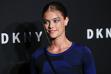 Nina Agdal Photo - BROOKLYN NEW YORK CITY NEW YORK USA - SEPTEMBER 09 Nina Agdal arrives at the DKNY 30th Birthday Party Celebration held at St Anns Warehouse on September 9 2019 in Brooklyn New York City New York United States (Photo by Xavier CollinImage Press Agency)