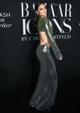Adriana Lima Photo - MANHATTAN NEW YORK CITY NEW YORK USA - SEPTEMBER 06 Model Adriana Lima wearing a David Koma gown arrives at the 2019 Harpers BAZAAR Celebration of ICONS By Carine Roitfeld held at The Plaza Hotel on September 6 2019 in Manhattan New York City New York United States (Photo by Xavier CollinImage Press Agency)