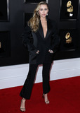 Miley Cyrus Photo - (FILE) Miley Cyrus Helps MAC Announce a 10 Million Donation for Coronavirus COVID-19 Pandemic Relief LOS ANGELES CALIFORNIA USA - FEBRUARY 10 Singer Miley Cyrus wearing a Mugler outfit and Loree Rodkin jewelry arrives at the 61st Annual GRAMMY Awards held at Staples Center on February 10 2019 in Los Angeles California United States (Photo by Xavier CollinImage Press Agency)