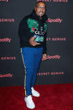 Timbaland Photo - LOS ANGELES CA USA - NOVEMBER 16 Timbaland Timothy Zachary Mosley at Spotifys Secret Genius Awards 2018 held at The Theatre at Ace Hotel on November 16 2018 in Los Angeles California United States (Photo by Xavier CollinImage Press Agency)