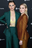 AJ Michalka Photo - WEST HOLLYWOOD LOS ANGELES CALIFORNIA USA - JANUARY 23 Aly Michalka and AJ Michalka arrive at the Spotify Best New Artist 2020 Party held at The Lot Studios on January 23 2020 in West Hollywood Los Angeles California United States (Photo by Xavier CollinImage Press Agency)