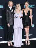 Nicole Kidman Photo - WESTWOOD LOS ANGELES CALIFORNIA USA - DECEMBER 10 Actresses Nicole Kidman Margot Robbie and Charlize Theron arrive at the Los Angeles Special Screening Of Liongates Bombshell held at the Regency Village Theatre on December 10 2019 in Westwood Los Angeles California United States (Photo by Xavier CollinImage Press Agency)