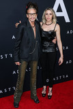 Aimee Preston Photo - HOLLYWOOD LOS ANGELES CALIFORNIA USA - SEPTEMBER 18 Steven Tyler and Aimee Preston arrive at the Los Angeles Premiere Of 20th Century Foxs Ad Astra held at ArcLight Cinemas Hollywood Cinerama Dome on August 18 2019 in Hollywood Los Angeles California United States (Photo by Xavier CollinImage Press Agency)