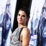 TCL Chinese Theatre Photo - (FILE) Sandra Bullock Donates 6000 N95 Masks To Los Angeles Hospitals Amid Coronavirus COVID-19 Pandemic HOLLYWOOD LOS ANGELES CALIFORNIA USA - OCTOBER 26 Actress Sandra Bullock wearing a J Mendel gown and Jack Vartanian jewelry arrives at the Los Angeles Premiere Of Warner Bros Pictures Our Brand Is Crisis held at the TCL Chinese Theatre IMAX on October 26 2015 in Hollywood Los Angeles California United States (Photo by Xavier CollinImage Press Agency)