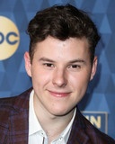 Nolan Gould Photo - PASADENA LOS ANGELES CALIFORNIA USA - JANUARY 08 Actor Nolan Gould arrives at ABC Televisions TCA Winter Press Tour 2020 held at The Langham Huntington Hotel on January 8 2020 in Pasadena Los Angeles California United States (Photo by Xavier CollinImage Press Agency)