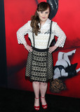Jamie Sal Photo - HOLLYWOOD LOS ANGELES CALIFORNIA USA - OCTOBER 26 Actress Jamie Brewer arrives at FXs American Horror Story 100th Episode Celebration held at the Hollywood Forever Cemetery on October 26 2019 in Hollywood Los Angeles California United States (Photo by Xavier CollinImage Press Agency)