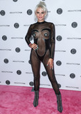 Ava Capra Photo - LOS ANGELES CALIFORNIA USA - AUGUST 10 Model Ava Capra arrives at the Beautycon Festival Los Angeles 2019 - Day 1 held at the Los Angeles Convention Center on August 10 2019 in Los Angeles California United States (Photo by Xavier CollinImage Press Agency)