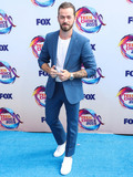 Artem Chigvintsev Photo - HERMOSA BEACH LOS ANGELES CALIFORNIA USA - AUGUST 11 Artem Chigvintsev arrives at FOXs Teen Choice Awards 2019 held at the Hermosa Beach Pier Plaza on August 11 2019 in Hermosa Beach Los Angeles California United States (Photo by Xavier CollinImage Press Agency)