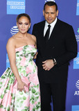 Alex Rodriguez Photo - PALM SPRINGS CALIFORNIA USA - JANUARY 02 Actresssinger Jennifer Lopez and partner Alex Rodriguez arrive at the 31st Annual Palm Springs International Film Festival Awards Gala held at the Palm Springs Convention Center on January 2 2020 in Palm Springs California United States (Photo by Xavier CollinImage Press Agency)