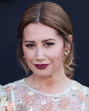 Ashley Tisdale Photo - SANTA MONICA LOS ANGELES CALIFORNIA USA - JUNE 28 Actress Ashley Tisdale arrives at the World Premiere Of Netflixs Stranger Things Season 3 held at Santa Monica High School on June 28 2019 in Santa Monica Los Angeles California United States (Photo by Xavier CollinImage Press Agency)