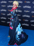 Nina West Photo - HOLLYWOOD LOS ANGELES CALIFORNIA USA - FEBRUARY 18 Nina West arrives at the World Premiere Of Disney And Pixars Onward held at the El Capitan Theatre on February 18 2020 in Hollywood Los Angeles California United States (Photo by Xavier CollinImage Press Agency)