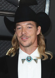 Diplo Photo - LOS ANGELES CALIFORNIA USA - JANUARY 26 Diplo arrives at the 62nd Annual GRAMMY Awards held at Staples Center on January 26 2020 in Los Angeles California United States (Photo by Xavier CollinImage Press Agency)