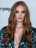 Alexina Graham Photo - MANHATTAN NEW YORK CITY NEW YORK USA - SEPTEMBER 05 Model Alexina Graham wearing Alexandre Vauthier arrives at Daily Front Rows 2019 Fashion Media Awards held at The Rainbow Room at the Rockefeller Center on September 5 2019 in Manhattan New York City New York United States (Photo by Xavier CollinImage Press Agency)