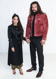 Jason Momoa Photo - HOLLYWOOD LOS ANGELES CALIFORNIA USA - FEBRUARY 07 Lisa Bonet and Jason Momoa arrive at the Tom Ford AutumnWinter 2020 Fashion Show held at Milk Studios on February 7 2020 in Hollywood Los Angeles California United States (Photo by Xavier CollinImage Press Agency)