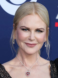 Nicole Kidman Photo - LAS VEGAS NEVADA USA - APRIL 07 Actress Nicole Kidman wearing a Christopher Kane dress Alexandre Birman shoes a Giuseppe Zanotti clutch Turner  Tatler jewelry and an Omega watch arrives at the 54th Academy Of Country Music Awards held at the MGM Grand Garden Arena on April 7 2019 in Las Vegas Nevada United States (Photo by Xavier CollinImage Press Agency)