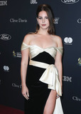 Clive Davis Photo - BEVERLY HILLS LOS ANGELES CALIFORNIA USA - JANUARY 25 Lana Del Rey arrives at The Recording Academy And Clive Davis 2020 Pre-GRAMMY Gala held at The Beverly Hilton Hotel on January 25 2020 in Beverly Hills Los Angeles California United States (Photo by Xavier CollinImage Press Agency)