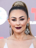 Araceli Arambula Photo - HOLLYWOOD LOS ANGELES CA USA - OCTOBER 25 Aracely Arambula at the 2018 Latin American Music Awards held at the Dolby Theatre on October 25 2018 in Hollywood Los Angeles California United States (Photo by Xavier CollinImage Press Agency)