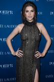 Anna Kendrick Photo - LOS ANGELES CA USA - OCTOBER 09 Actress Anna Kendrick wearing a Ralph  Russo dress Giuseppe Zanotti shoes a bangle by Nouvel Heritage and rings by Walters Faith arrives at PORTERs Incredible Women Gala 2018 held at The Ebell of Los Angeles on October 9 2018 in Los Angeles California United States (Photo by Image Press Agency)