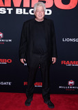 Avi Lerner Photo - MANHATTAN NEW YORK CITY NEW YORK USA - SEPTEMBER 18 Avi Lerner arrives at the New York Screening And Fan Event For Rambo Last Blood held at the AMC Lincoln Square Theater on September 18 2019 in Manhattan New York City New York United States (Photo by Image Press Agency)