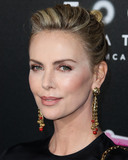 Charlize Theron Photo - (FILE) Charlize Theron Announces 1 Million Dollar Donation Amid Coronavirus COVID-19 Pandemic Charlize Theron has donated 1 million dollars to the coronavirus relief efforts through her foundation The Charlize Theron Africa Outreach Project and partners CARE and the Entertainment Industry Foundation (EIF) LOS ANGELES CALIFORNIA USA - APRIL 18 Actress Charlize Theron wearing a Dior dress and Fred Leighton jewelry arrives at the Los Angeles Premiere Of Focus Features Tully held at Regal Cinema LA Live Stadium 14 on April 18 2018 in Los Angeles California United States (Photo by Xavier CollinImage Press Agency)