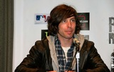 Taking Back Sunday Photo - Linkin Park Holds Press Conference to Announce the Projekt Revolution 2007 Tour Lineup at the Museum of Tv and Radio New York City 05-07-2007 Photo by Barry Talesnick-ipol-Globe Photos Inc 2007 Matt Rubano of Taking Back Sunday