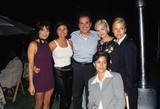 Alexandra Hedison Photo - Tiffani Amber Thiessen with John Matoian  Lisa Rinna  Jennie Garth Christine Elise and Alexandra Hedison 1996 Fox Summer Press Tour Party Pasadena Ca K5616lr Photo by Lisa Rose-Globe Photos Inc