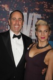 Jerry Seinfeld Photo - Jerry Seinfeld Andjessica at Saturday Night Live 40th Anniversary Special at 30 Rockefeller Plaza 2-15-15 John BarrettGlobe Photos
