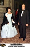 Harald V Photo - King Harald V and Queen Sonja of Norway Arrive at Windsor Castle For Tonights Ball in Celebration of the Queen  Duke 50th Wedding Anniversary