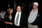 High Pitch Eric Photo - Guests Outside Le Cirque Restaraunt For the Howard Stern Beth Ostrosky Wedding Party New York City 10-03-2008 Photos by Rick Mackler Rangefinder-Globe Photos Inc2008 Benjy Bronk and Girlfriend with Howard Stern Show Whack Packer High Pitch Eric
