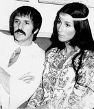 Sonny  Cher Photo - Sonny Bono and Cher Sonny and Cher Photo ByGlobe Photos Inc