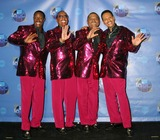 Abdul Fakir Photo - Motown 45th Anniversary Show at Shrine Auditorium Los Angeles California 04042004 Photo by Ed GelleregiGlobe Photos Inc 2004 the Four Tops (Renaldo Benson Abdul Fakir Lewis Mcneir and Theopolis Peoples)