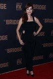 Aya Photo - Aya Cash attends Fxs the Bridge Season 2 Premiere on July 7th 2014 at Pacific Design Center in West HollywoodcaliforniausaphototleopoldGlobephotos